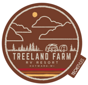 Treeland Farm Rv Sticker